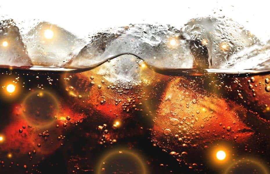 Receta de helado de Coca-Cola