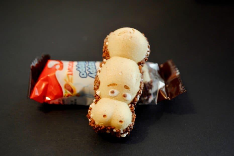 Receta de helado de Happy Hippo
