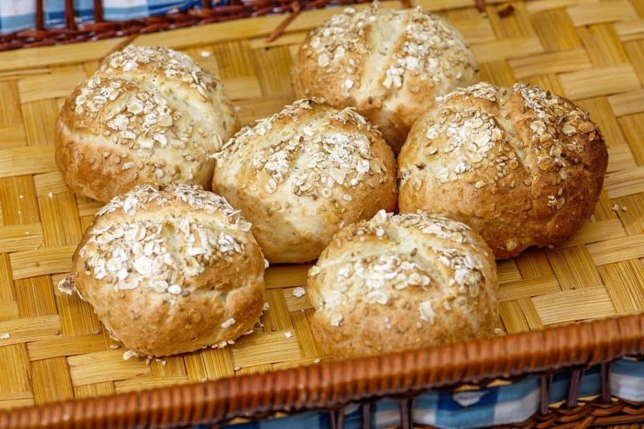 Receta de pan Sarnita