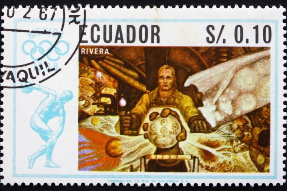 Significado de El hombre controlador del universo de Diego Rivera