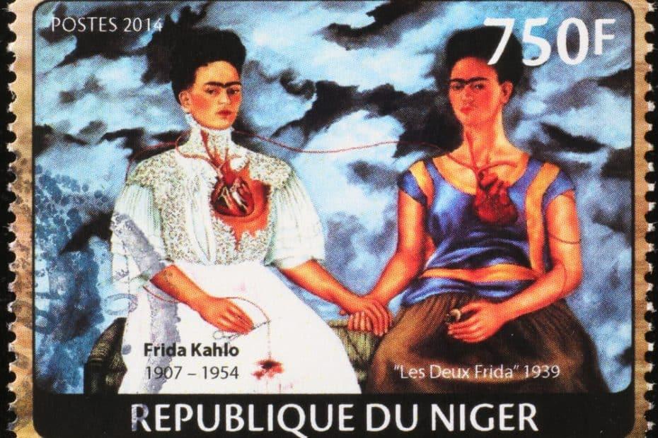 Significado de Las Dos Fridas de Frida Kahlo