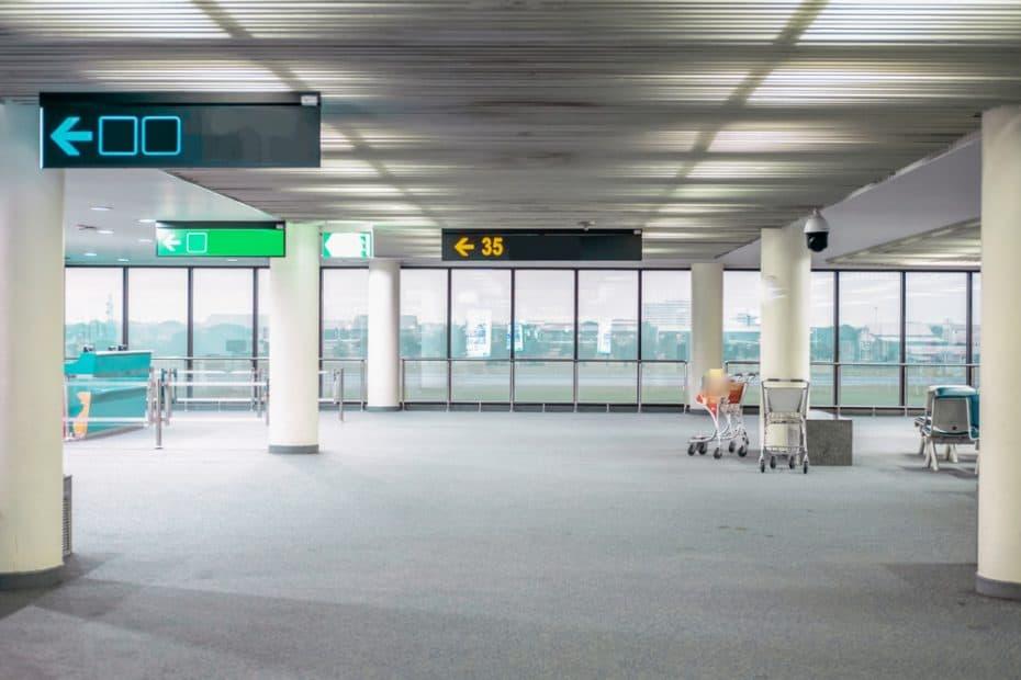 Teléfono Aeropuerto Internacional Presidente Perón