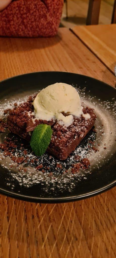 brownie habanera colón