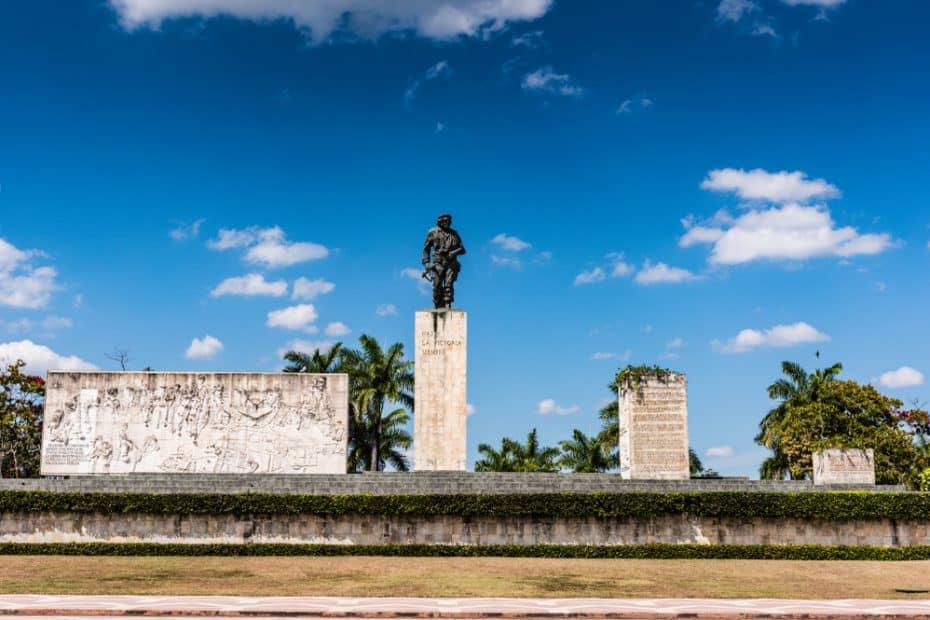 ¿Dónde está enterrado Che Guevara?