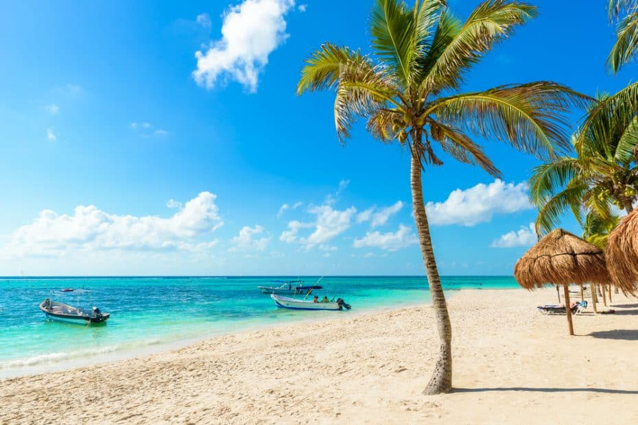 Las mejores playas de Riviera Maya