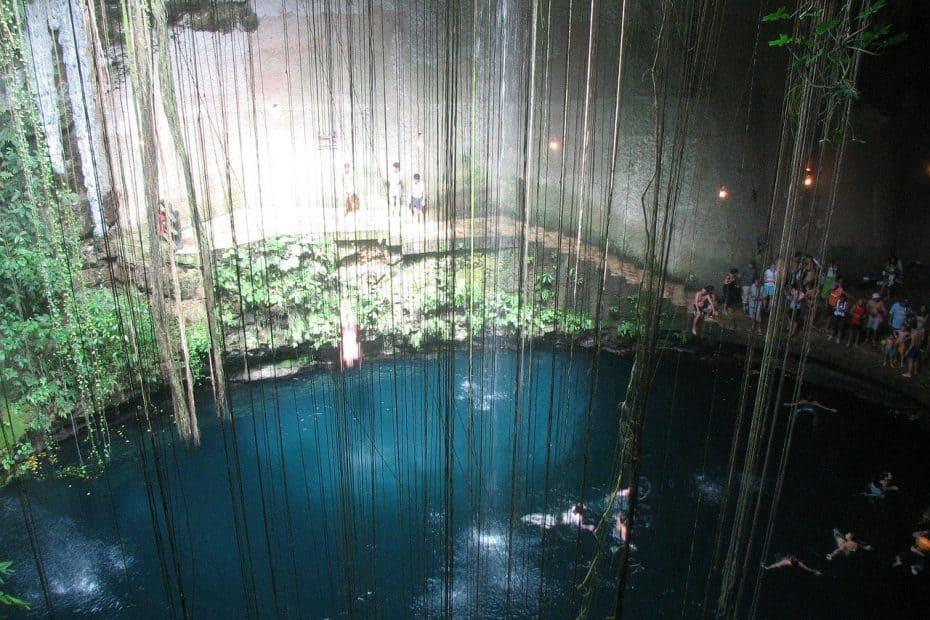 los mejores cenotes de riviera maya mexico