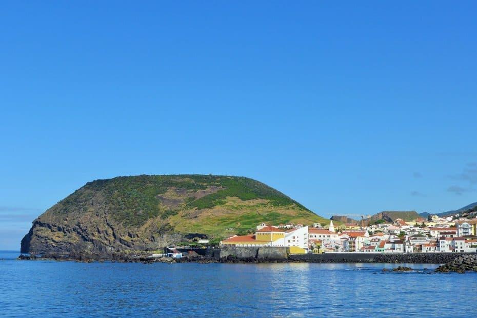 mejores playas de las islas azores
