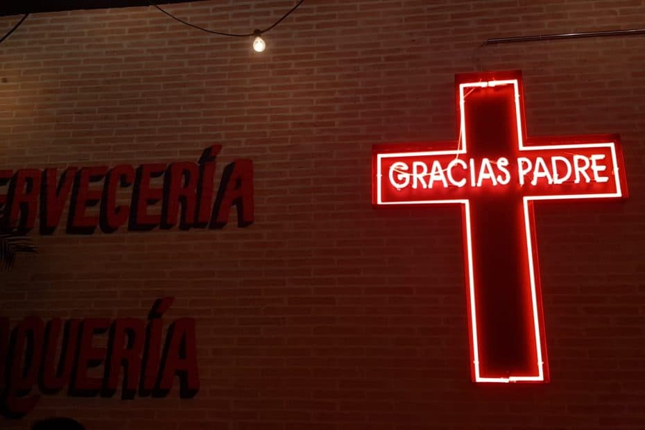 restaurante gracias padre Madrid