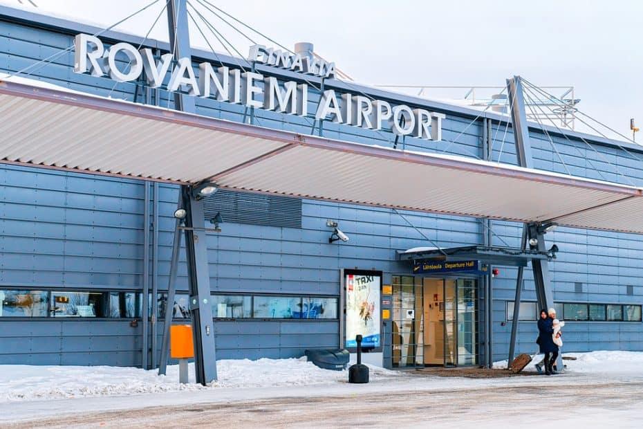 Teléfono Aeropuerto de Rovaniemi