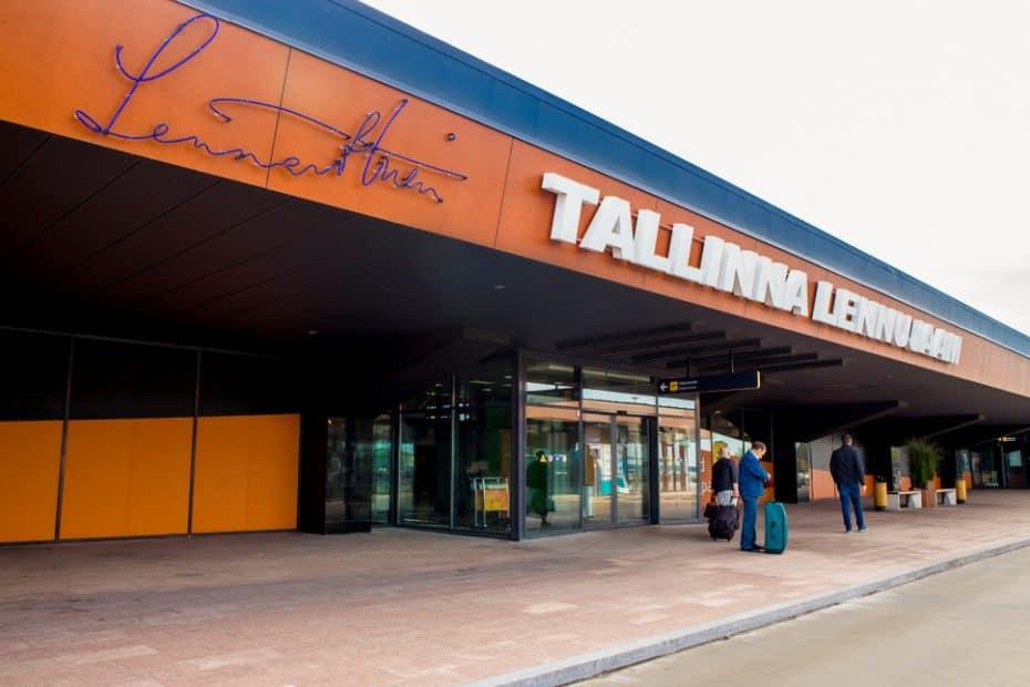 Teléfono Aeropuerto de Tallin