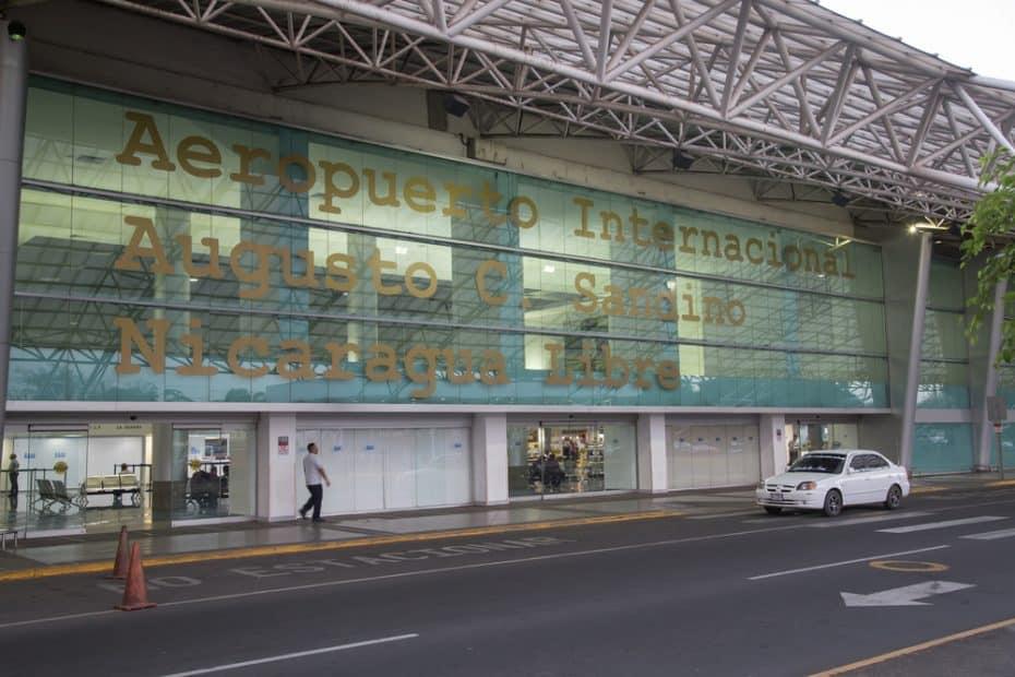 Teléfono Aeropuerto Internacional Augusto C. Sandino