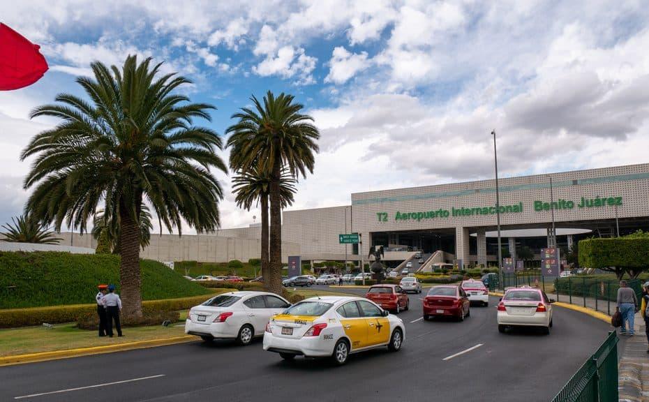 telefono aeropuerto internacional benito juarez en ciudad de mexico