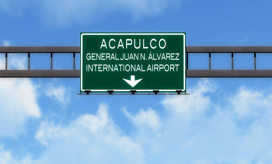 Teléfono Aeropuerto Internacional de Acapulco