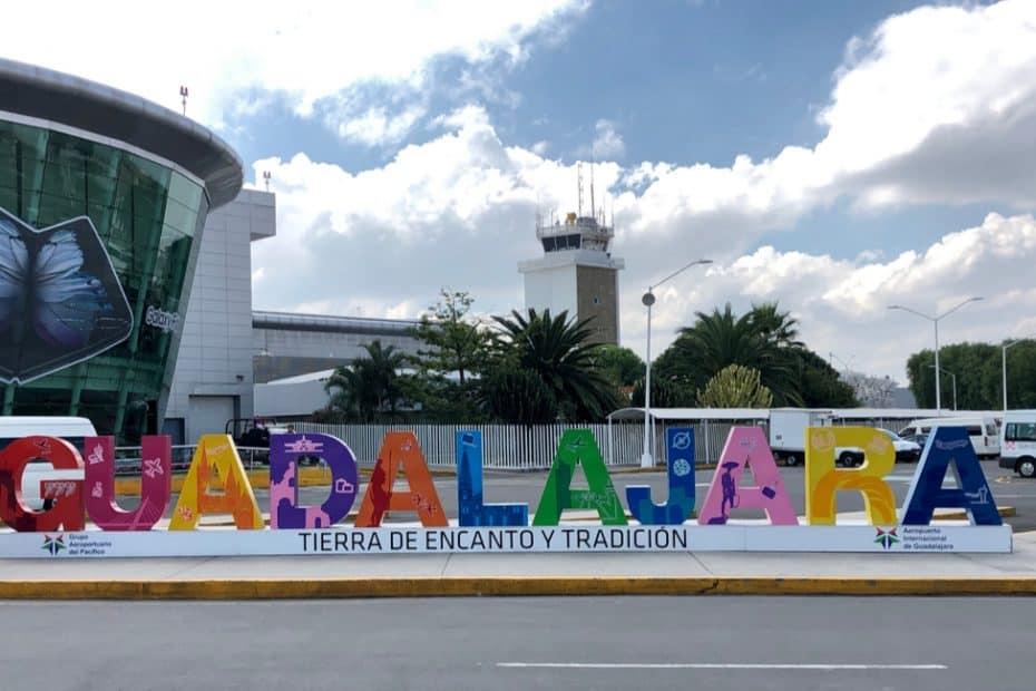 Teléfono Aeropuerto Internacional de Guadalajara