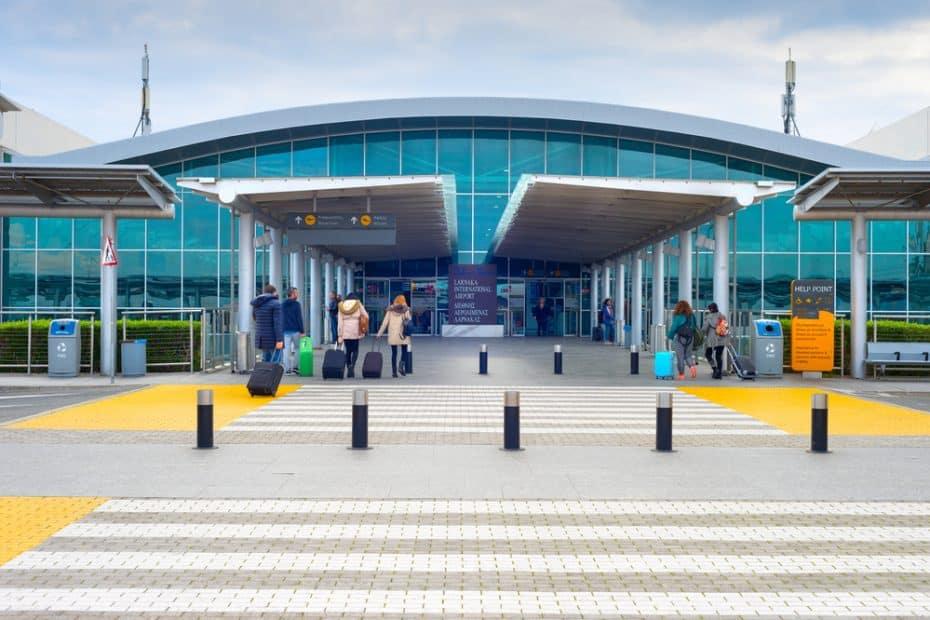 Teléfono Aeropuerto de Lárnaca