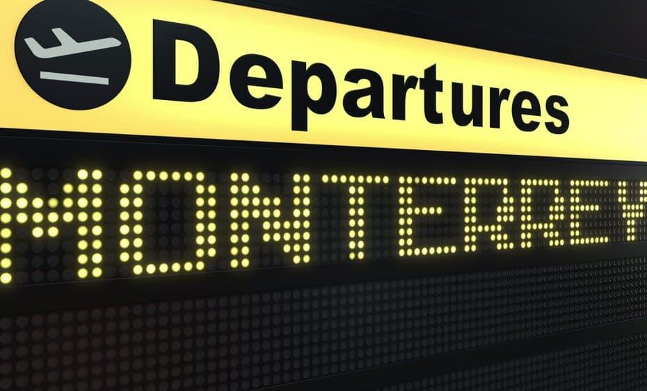 Teléfono Aeropuerto Internacional de Monterrey