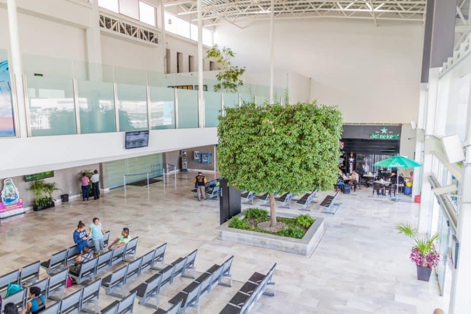 Teléfono Aeropuerto Internacional de Querétaro