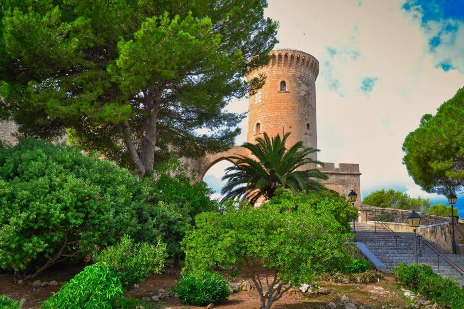 Precio Entradas Castell de Bellver | ¿Cuánto cuesta entrar a las Castell de Bellver?