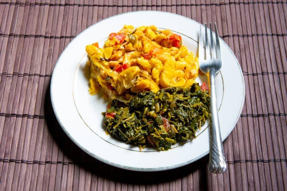 Platos típicos de Jamaica