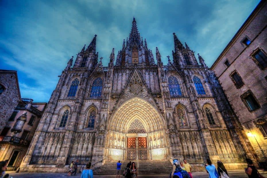 Precio Entradas Catedral de Barcelona