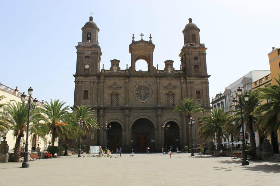 Precio Entradas Catedral Metropolitana de Santa Ana de Canarias