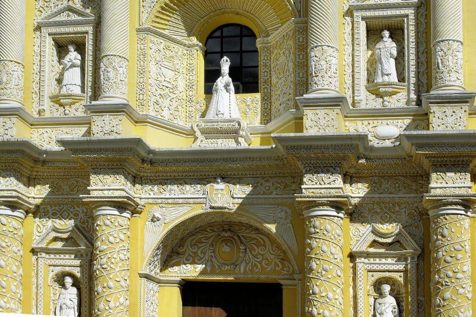 Precio Entradas Iglesia de la Merced de Guatemala