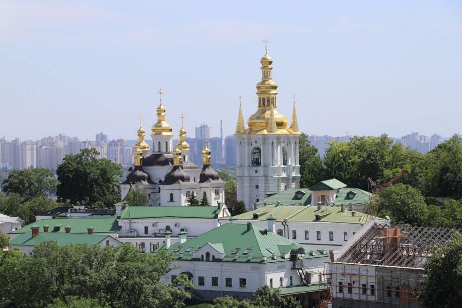 Precio Entradas Monasterio de las Cuevas de Kiev