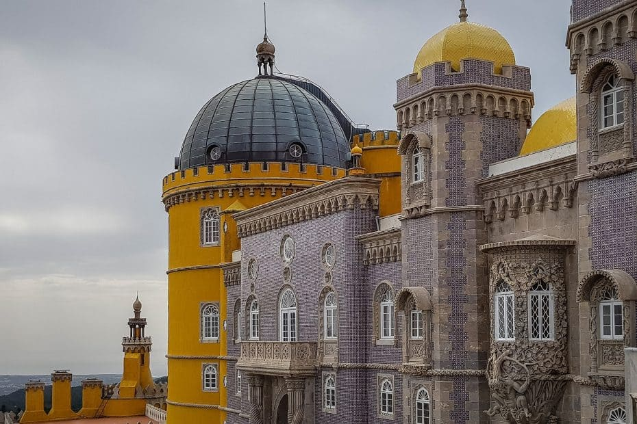 Precio Entradas Palacio da Pena de Sintra