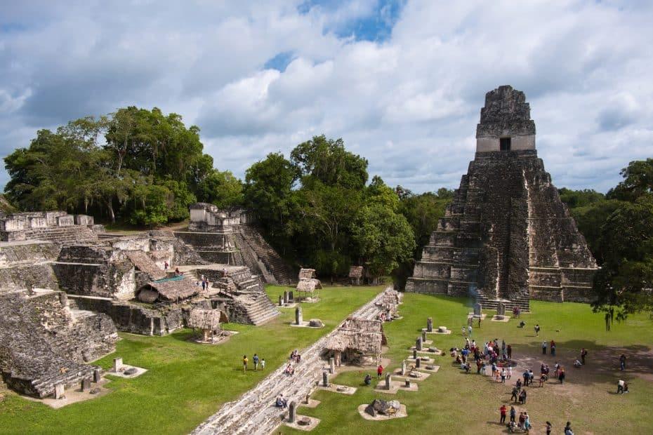Precio Entradas Parque Nacional Tikal