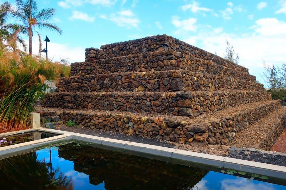 Precio Entradas Pirámides de Güímar
