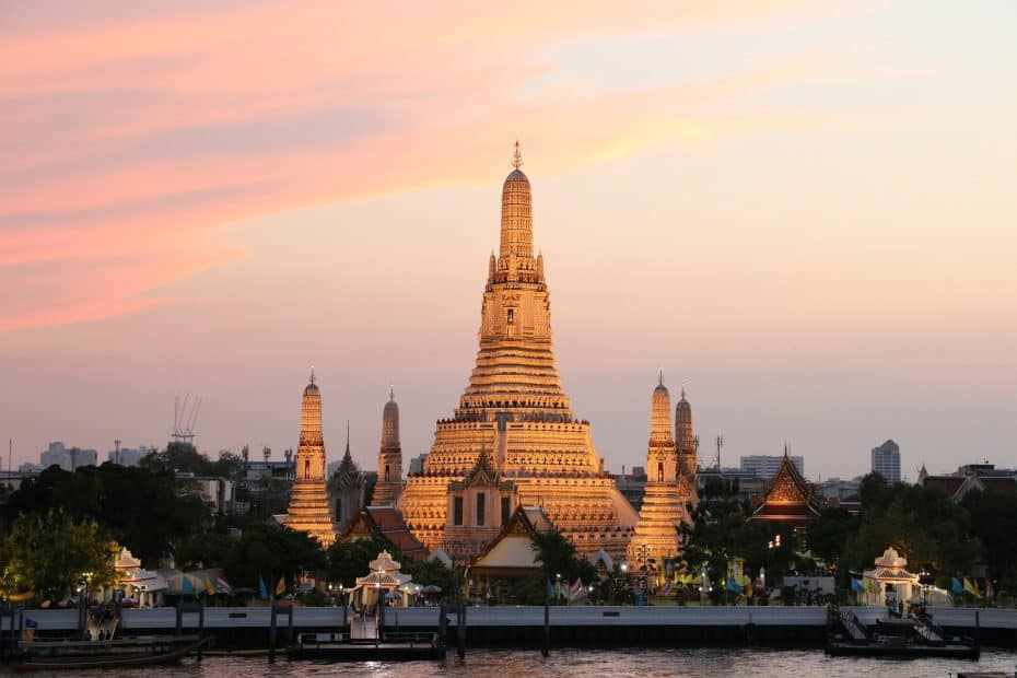 Precio Entradas Wat Arun en Bangkok