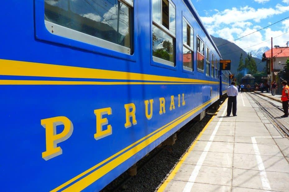 Atención al cliente de PeruRail