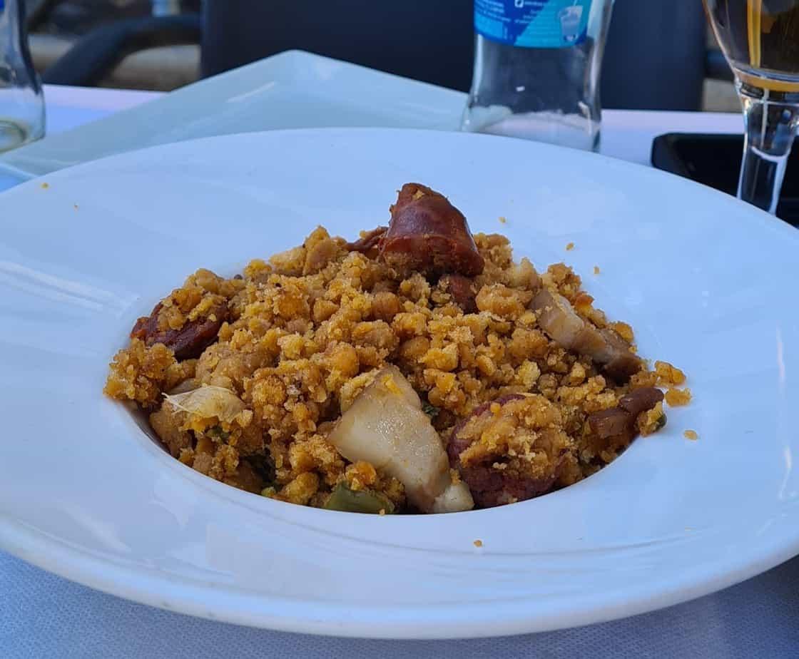 Precio Menú LA CANDELA de Ciudad Real