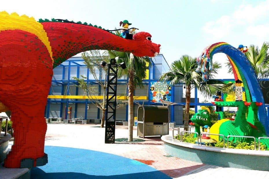 Precio Entradas Legoland Florida
