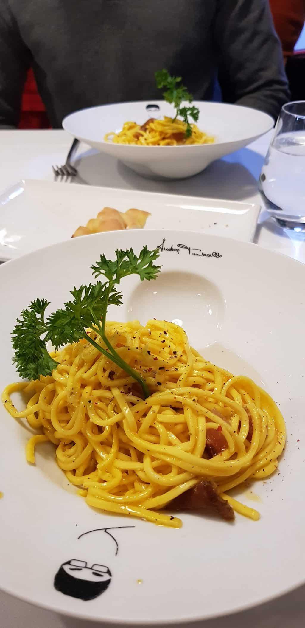 Precio Menú Restaurante DON GIOVANNI