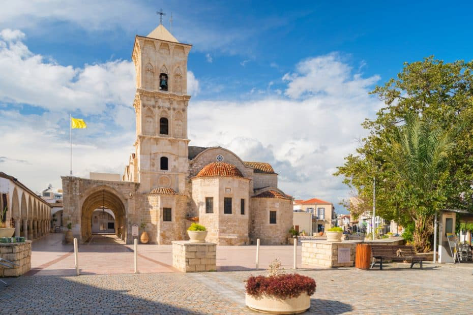 Iglesia de San Lázaro de Lárnaca