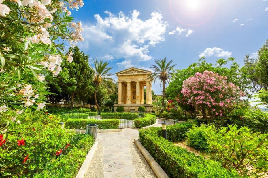 Lower Barrakka Gardens