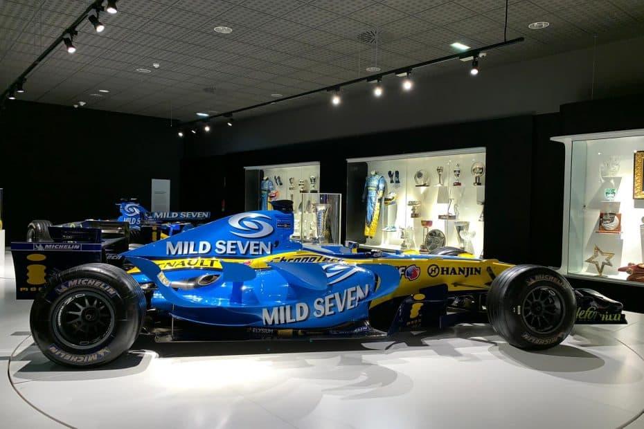 Precio Entradas Museo y Circuito Fernando Alonso