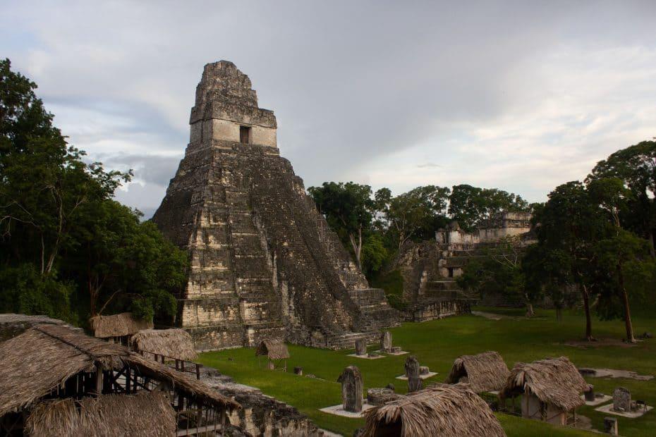Precio Entradas Templo del Gran Jaguar