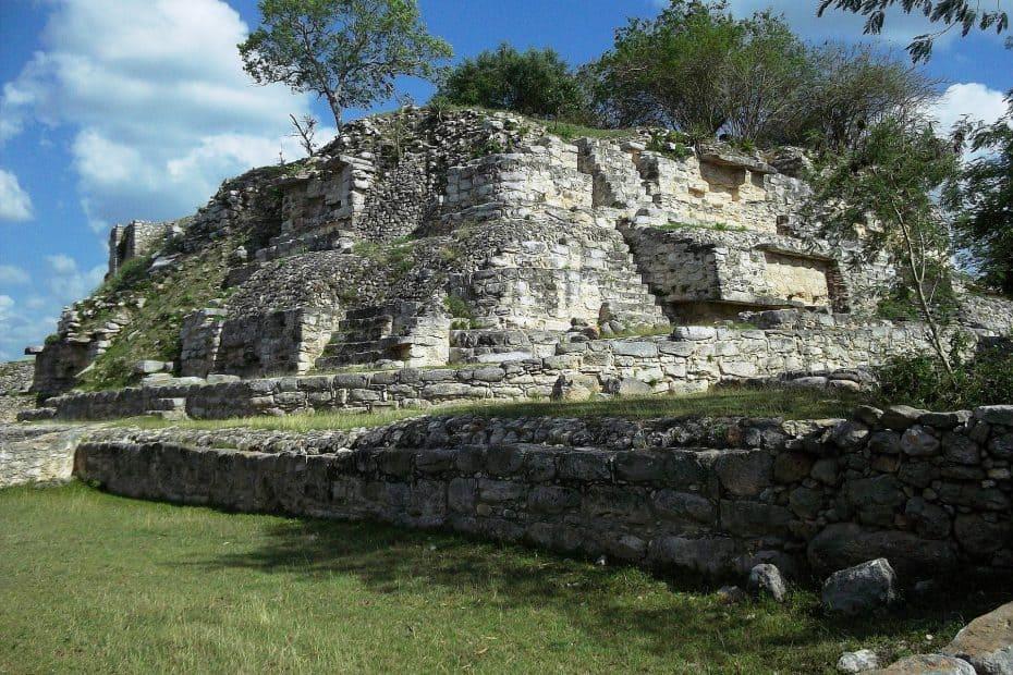 Precio Entradas Zona arqueológica de Aké Yucatán