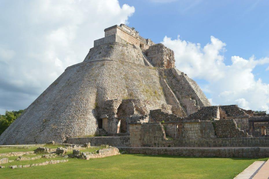 Precio Entradas Zona arqueológica de Uxmal