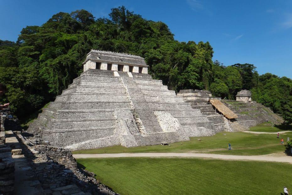 Precio Entradas Zona arqueológica Palenque