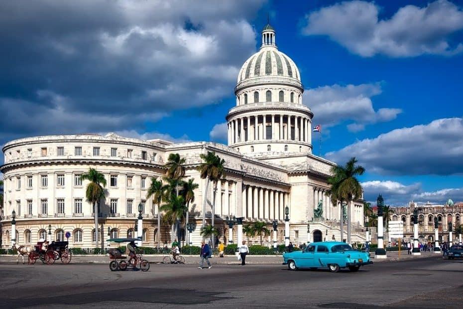 precio entradas capitolio nacional de Cuba