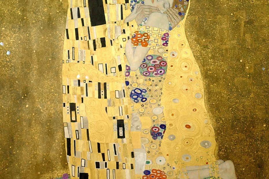 Significado de El Beso de Gustav Klimt