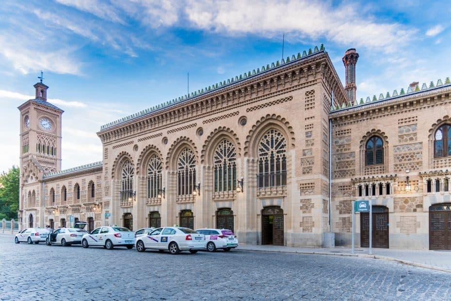 Teléfono Estación de Renfe de Toledo