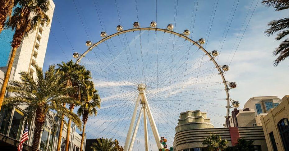 High Roller de The LINQ, en Las Vegas