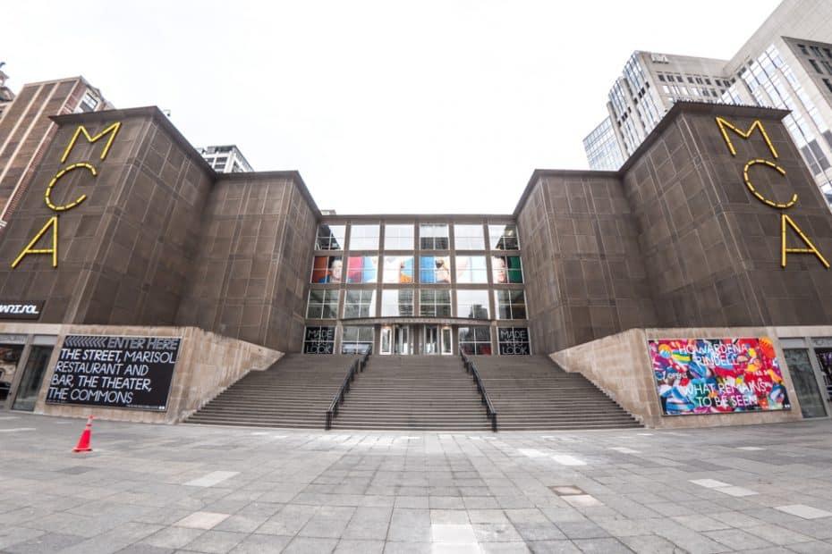 Museo de Arte Contemporáneo (MCA) de Chicago