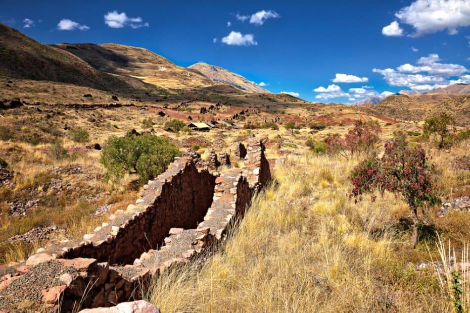 Parque Arqueológico Pikillaqta