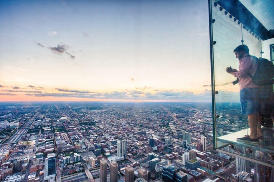 Torre Willis Skydeck Chicago
