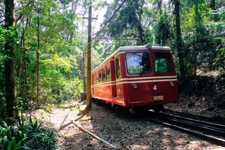 Atención al cliente del Tren del Corcovado o Trem do Corcovado
